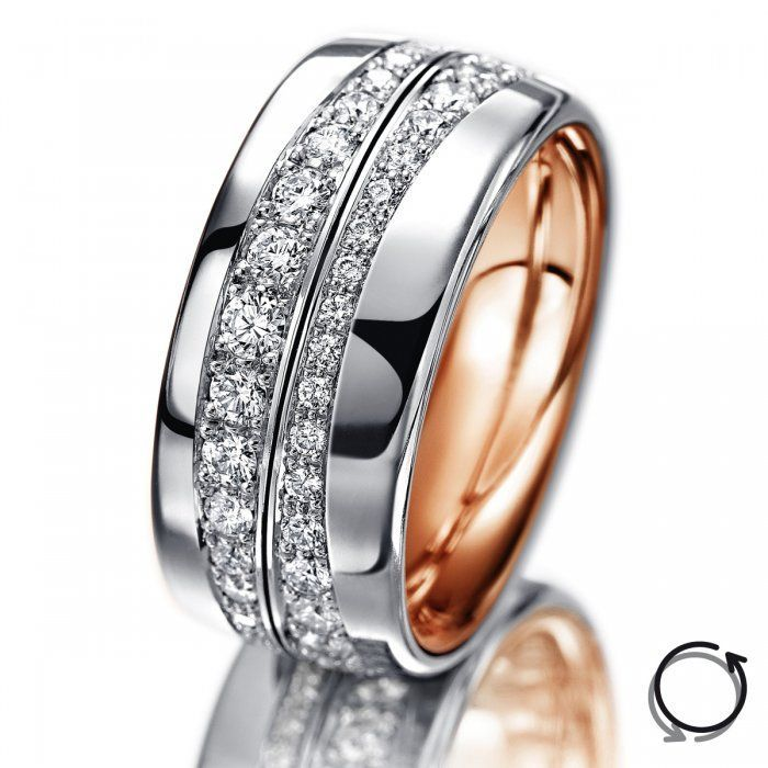Elegant Men S Ring Are You Sure He Wants Just A Plain Band Wedding Rings Jewelry Rings Engagement Rings