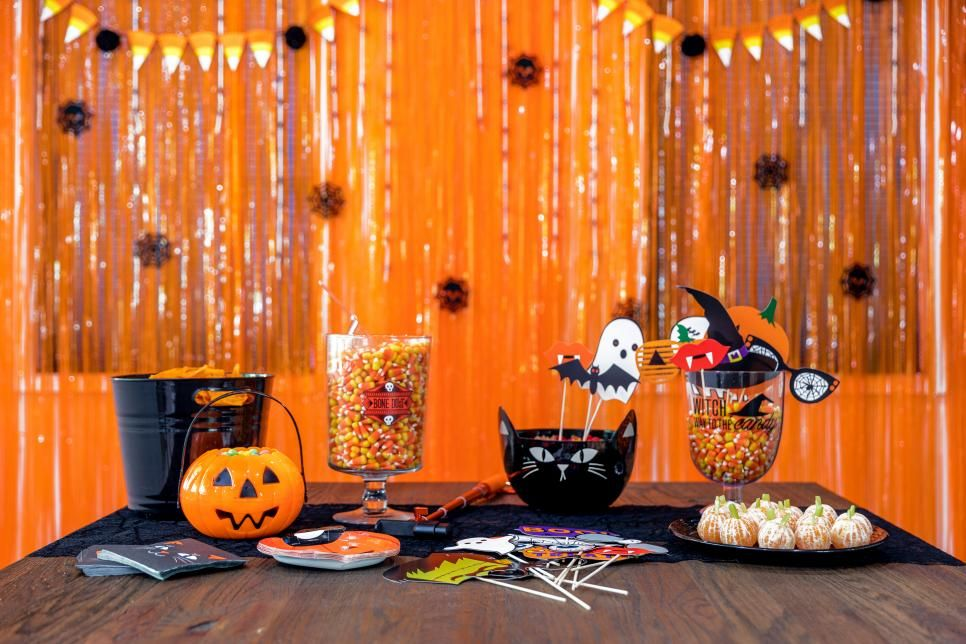 Dial up the Halloween spirit this year with sweet and