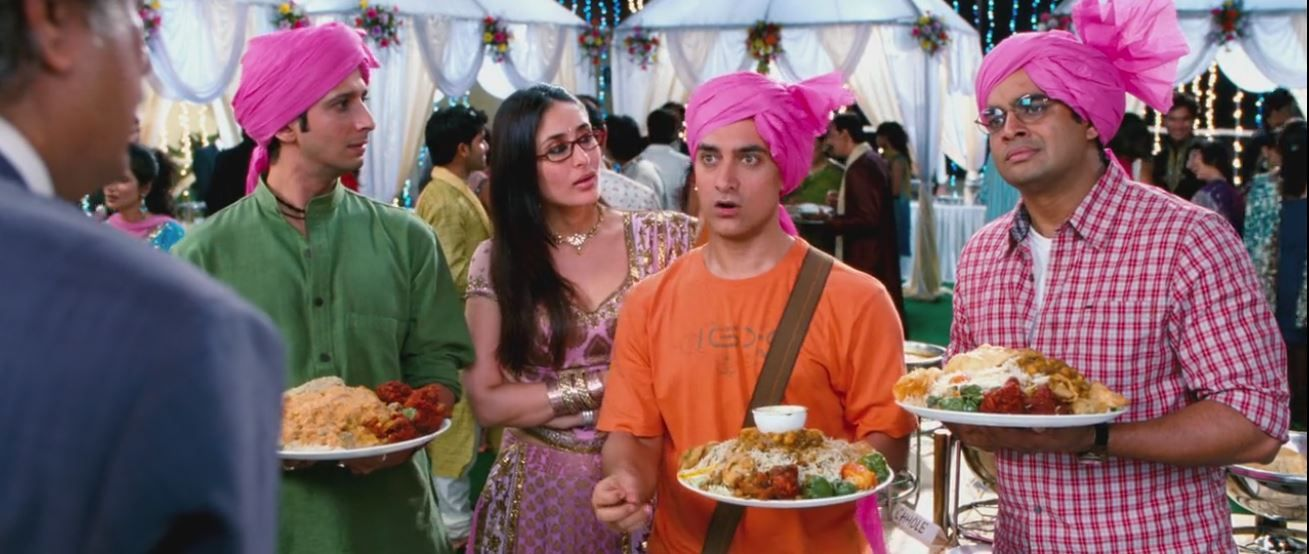 3 Idiots A Scene From Wedding Meeting Prof Virus