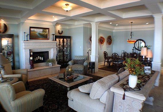 open floor plan decorating pros of having an open floor on floor and decor id=73306