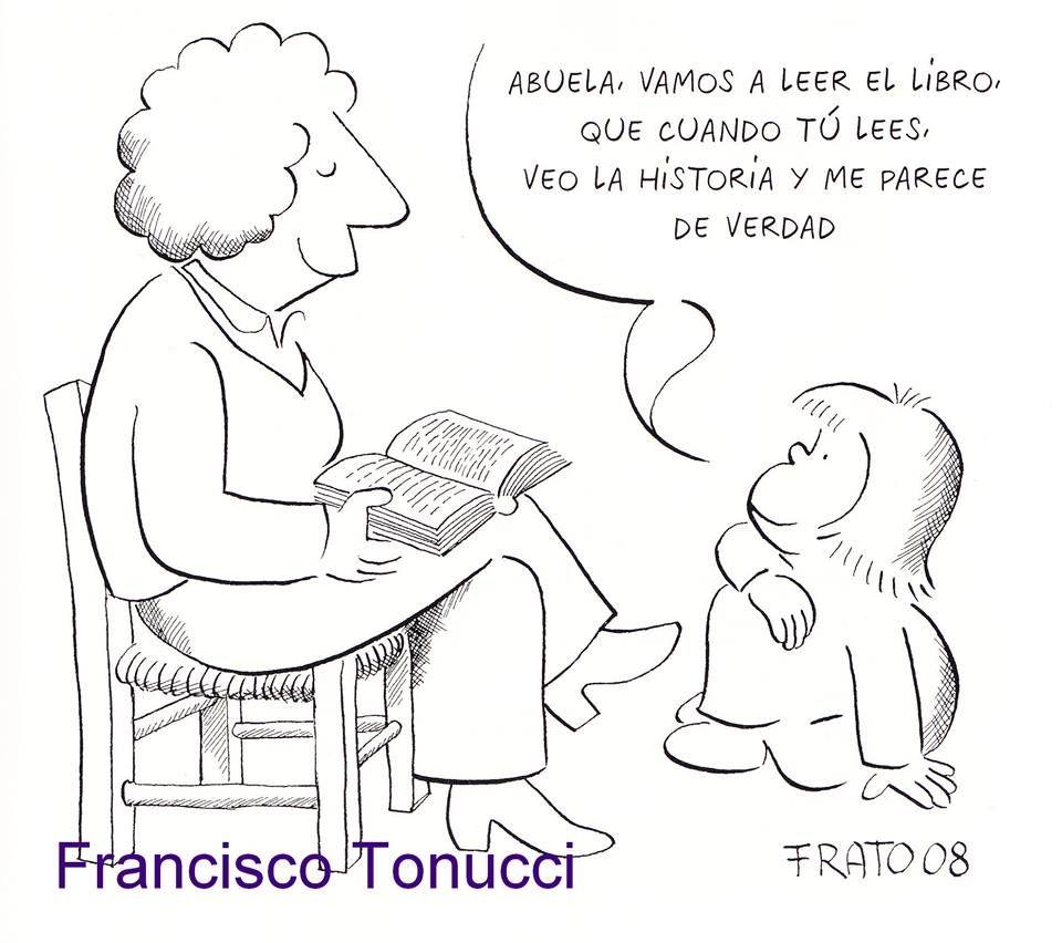 Me lees un cuento francesco tonucci pinterest - Mas y mas curriculum ...