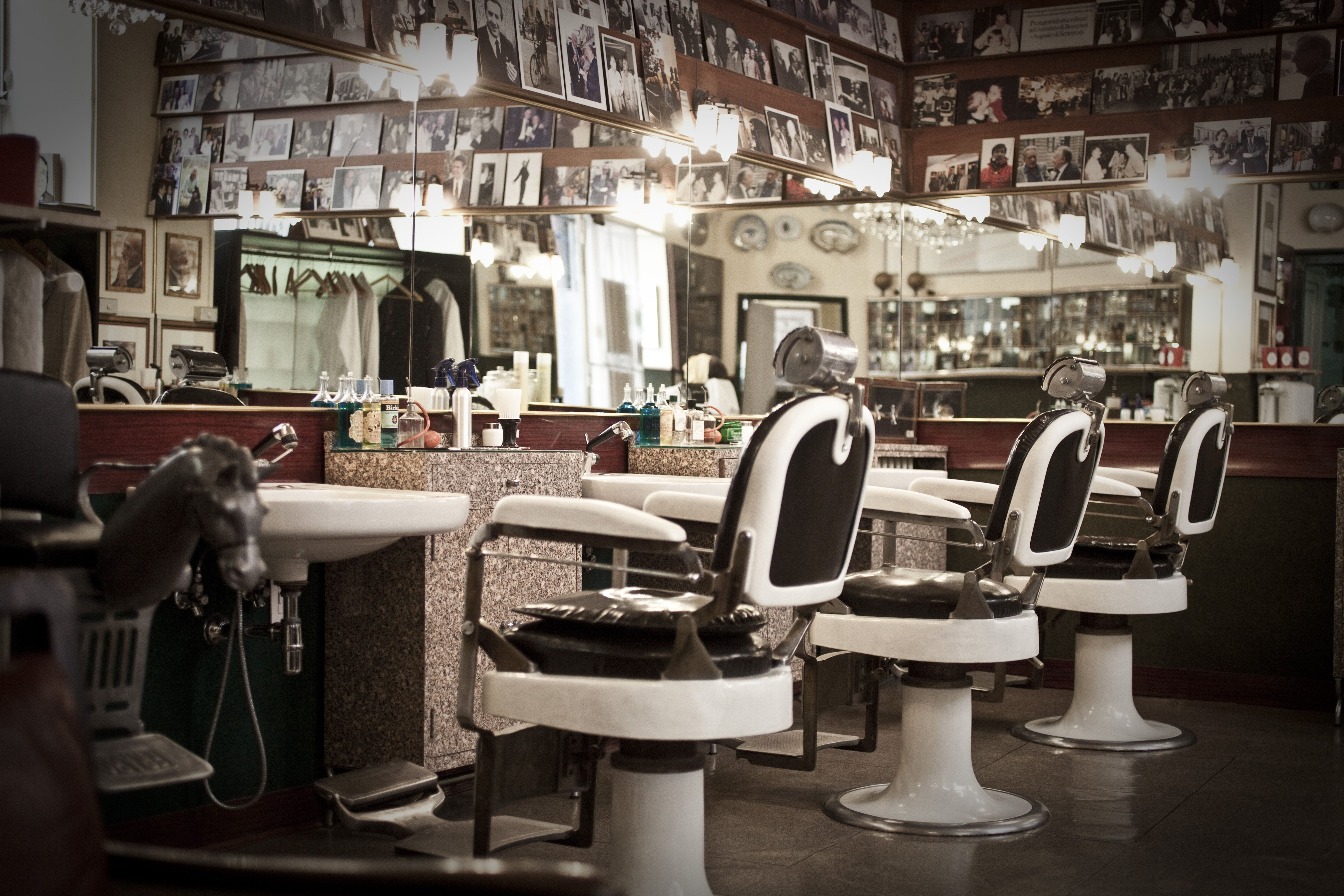 Man Cave Barber Naples : The things vik muniz can t live without barber shop and