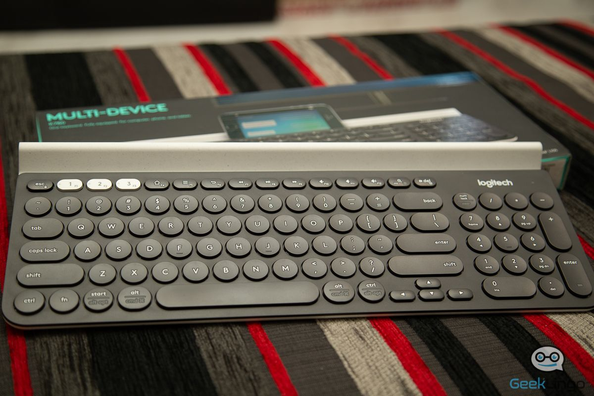 Logitech K780 Multi-Device #Wireless #Keyboard Reviewed