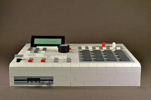Lego MPC 2000   Cool Lego Sets in 2019   Drum machine, Best