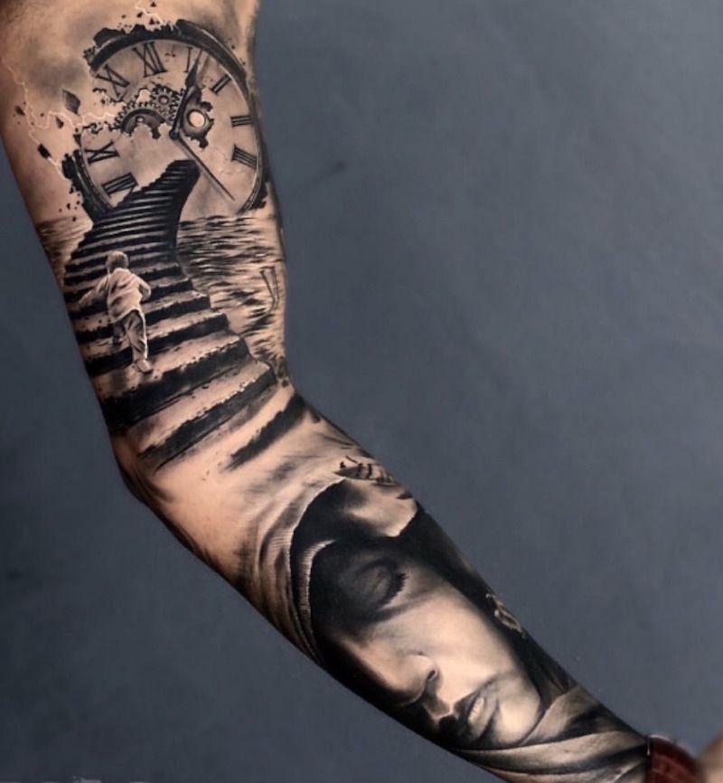 Tatouage 3d Ou Quand Les Dessins Sur La Peau Prennent Vie Tatoo