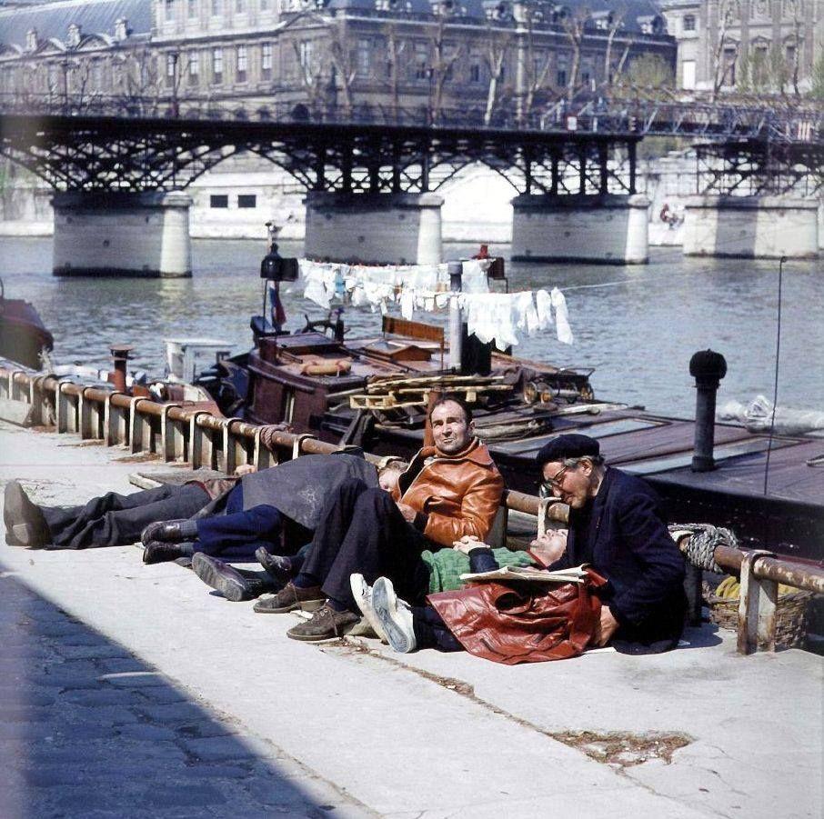 John d'Orbigny Immobilier Du gillar sidan · 2 tim · Har redigerats  ·    La lessive du marinier Photo Jean Jéhan, 1960-1961
