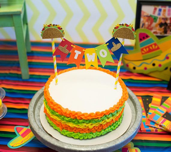 Taco Bout A Festive Addition To Your Fiesta! Brighten Up