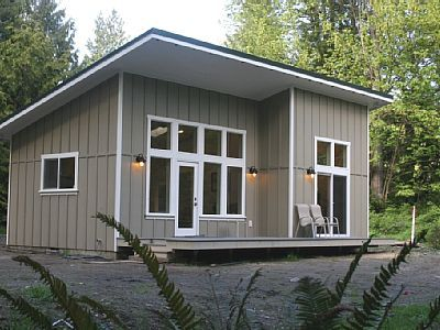 New Waterfront Cabin Near Olympic National Park   VRBO