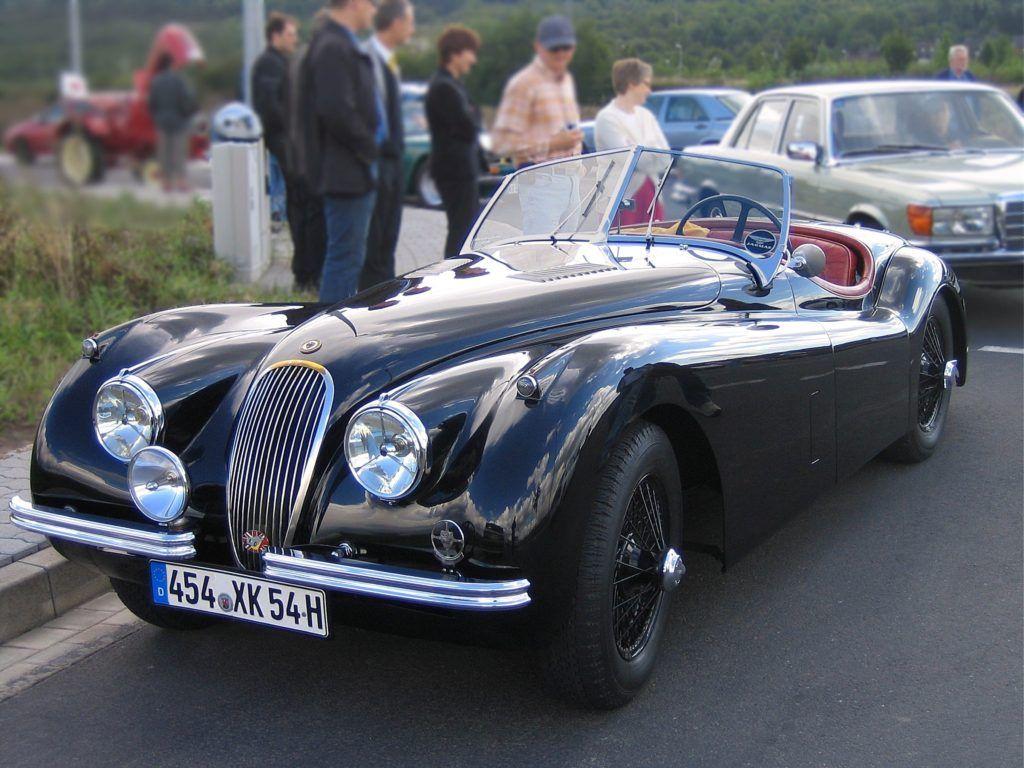 JAGUAR-XK-120-ROADSTER   vintage autos   Pinterest   British, Jaguar ...
