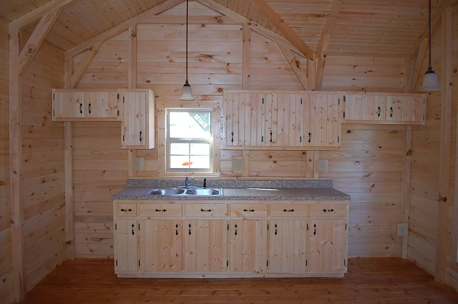 Go Ahead, Take a Virtual Video Tour of this $16,500 Log Cabin and Be ...