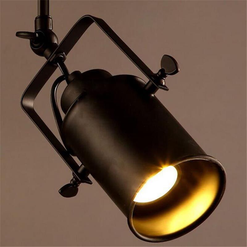 Vintage Track Lighting Fixtures Light