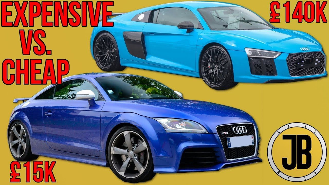 Top 5 Cheap Substitutes For Expensive Cars Less Than 20 000