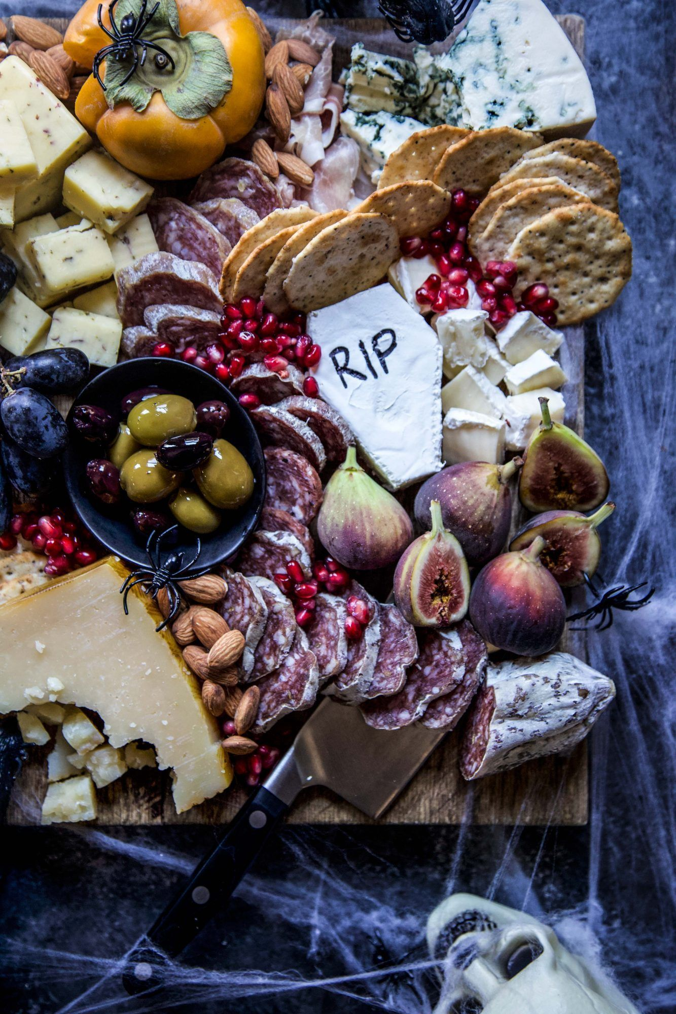 Top Ten Grazing Table to Groom Your Event Halloween food