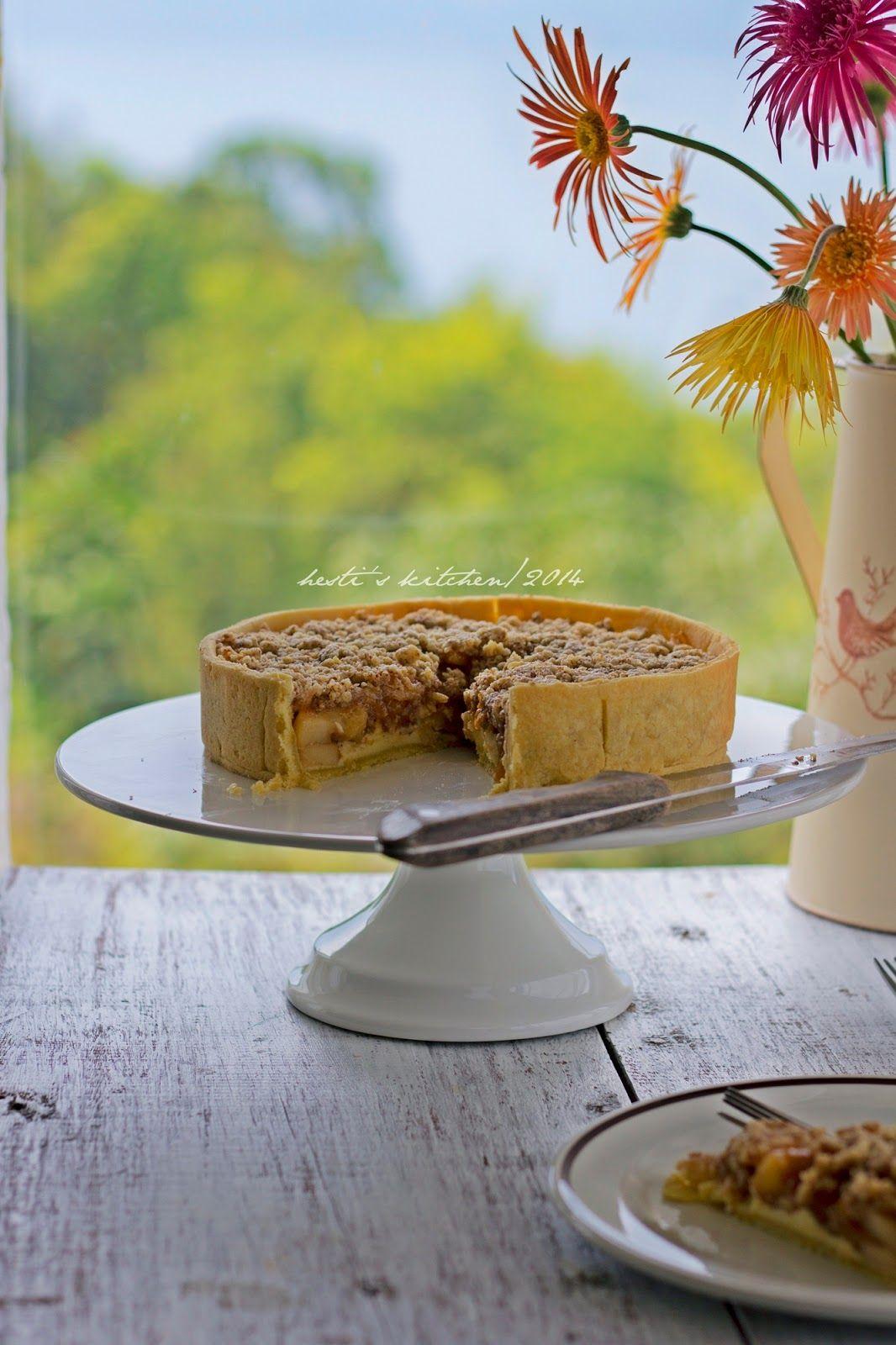 Alhamdulillah Hari Ini Berhasil Buat Apple Streusel Cheese Pie Ini Uenaaaaak Sekali Kalau Dulu Dulu Aku Selalu Bi Resep Makanan Penutup Makanan Kue Kering