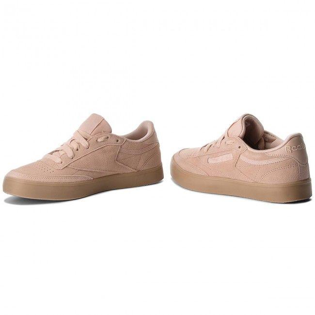 52c53786a85 Pantofi Reebok - Club C 85 Fvs CN3351 Bare Beige Gum