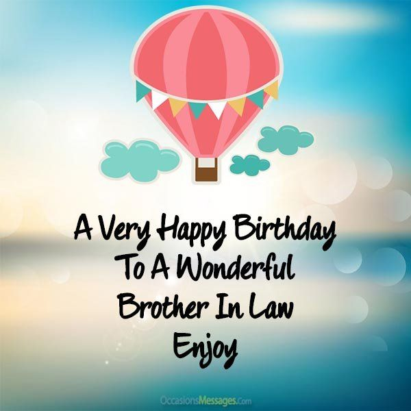 Birthday Wishes For Brother In Law ~ Happy birthday cards for brother in law pinterest