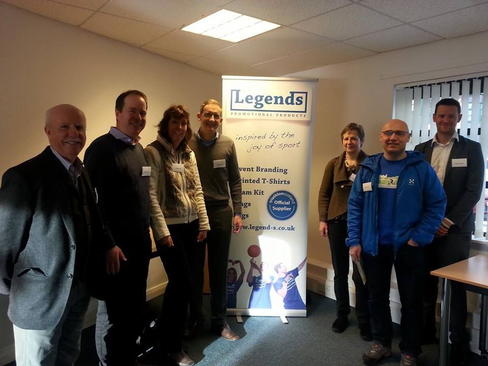 Some of the lively group who attended Sport Network Stirling on Thursday 29 January 2015. Many thanks to Sporting Chance Initiative for hosting the event.  http://www.legend-s.co.uk/SportNetwork.aspx
