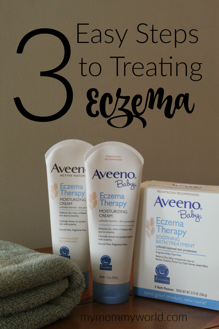 3 Easy Steps to Treat Dry Skin and Eczema | Eczema | Eczema