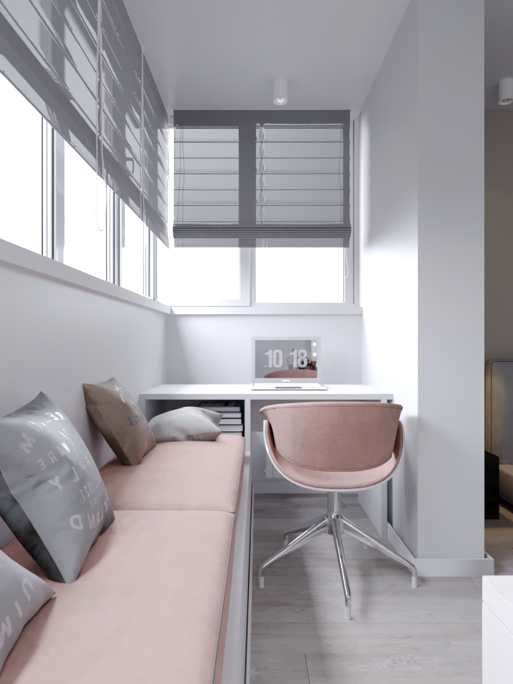 Autodesk Room Design: Room In Minimalizm On Behance