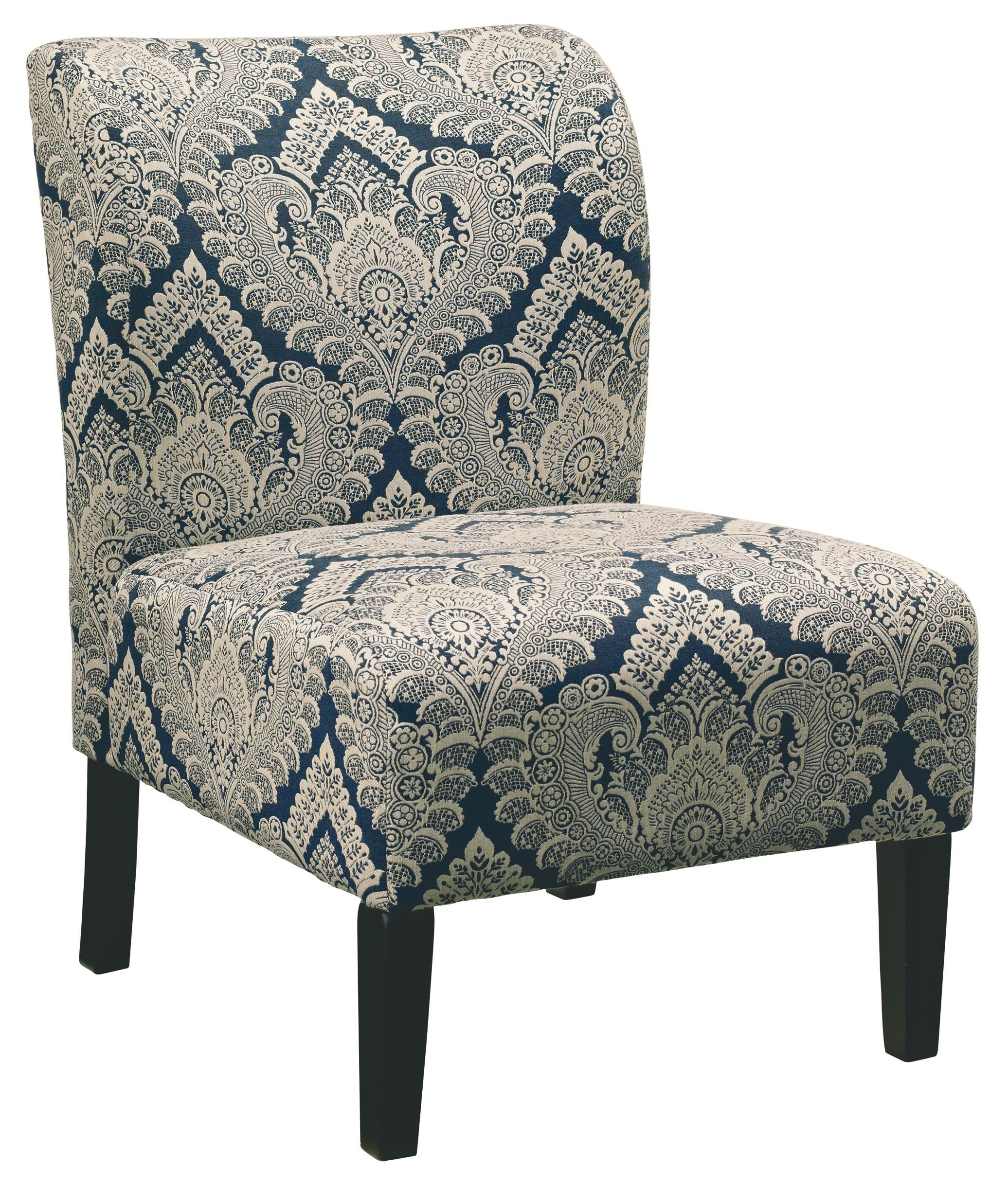 Honnally Contemporary Slipper Style Accent Chair by Signature