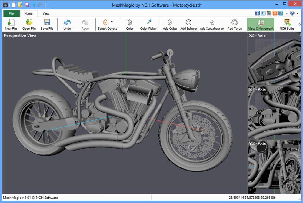 10 Free 3d Modeling Software To Download Hongkiat Free 3d Modeling Software 3d Modeling Software Software
