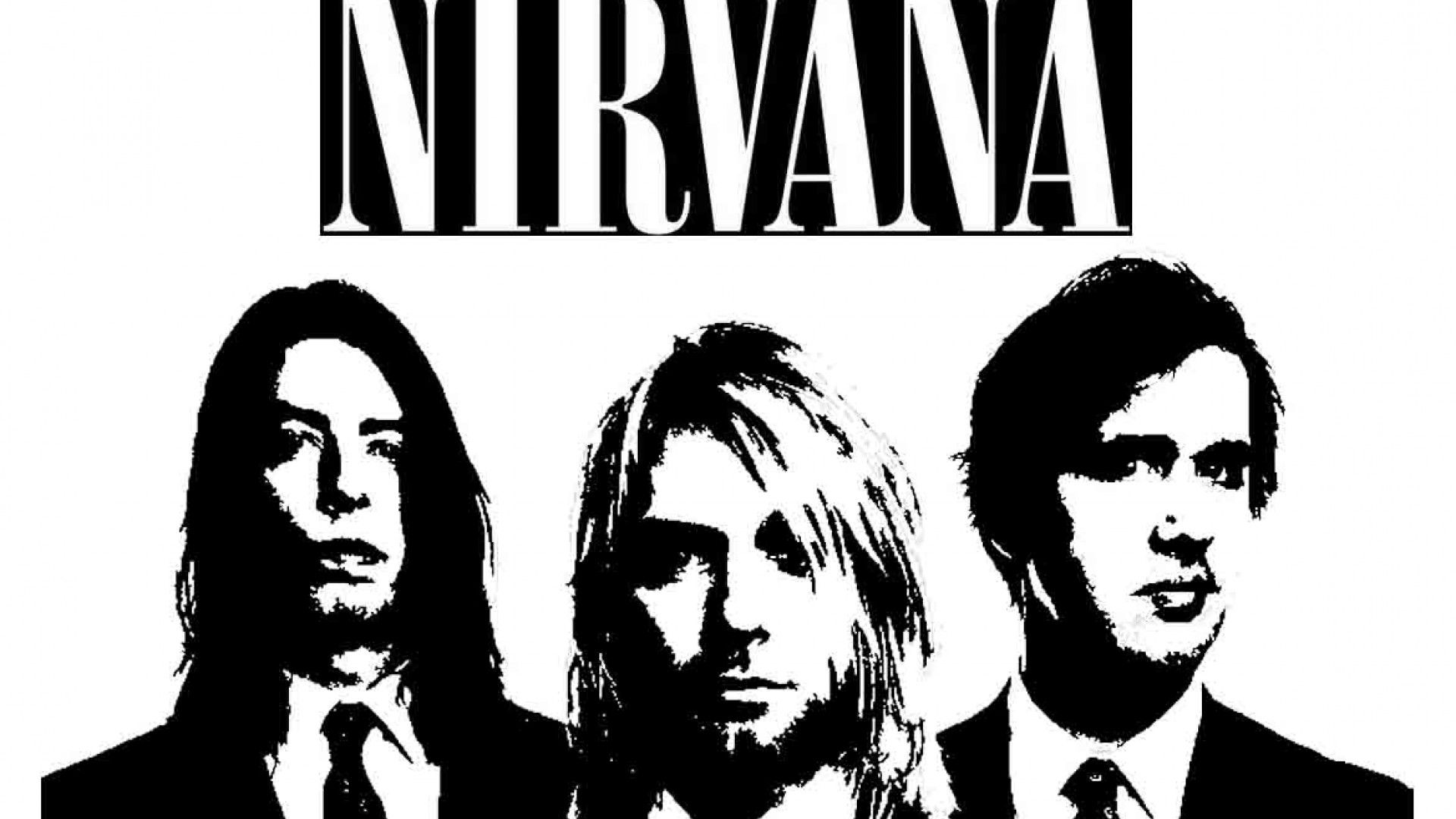 Nirvana Wallpaper 18 1920x1080