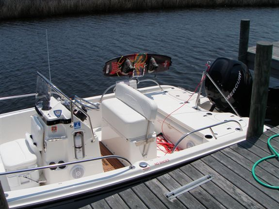 Boston Whaler Dauntless 180 - 4 Month Review - The Hull