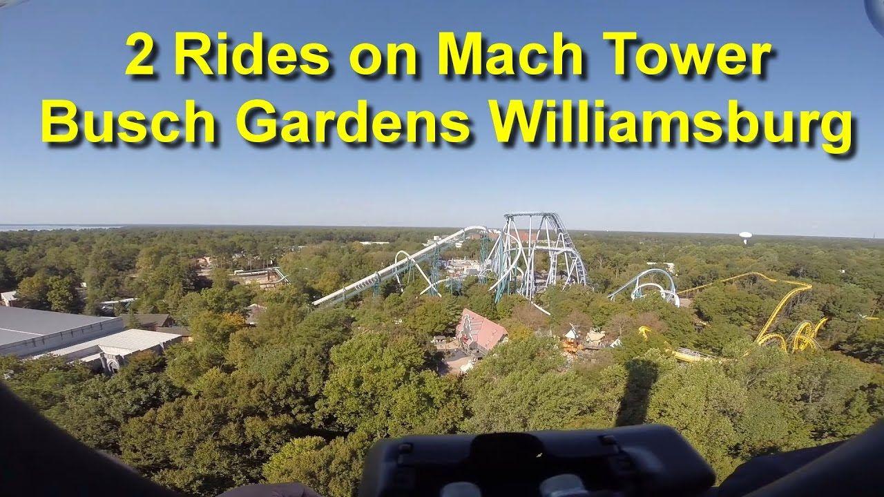 8e5974840980d2c4b677f45c76d08485 - Busch Gardens Williamsburg Mach Tower Height