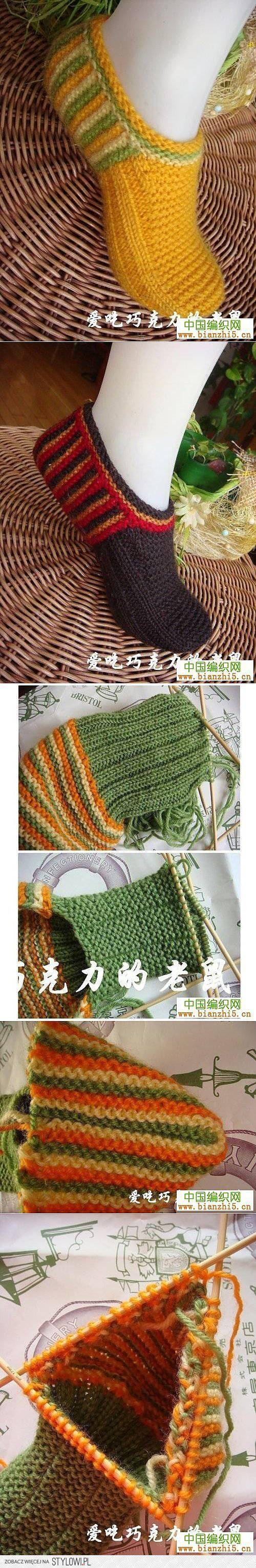 Sledkov two spokes seamless: knitting master class (photo)