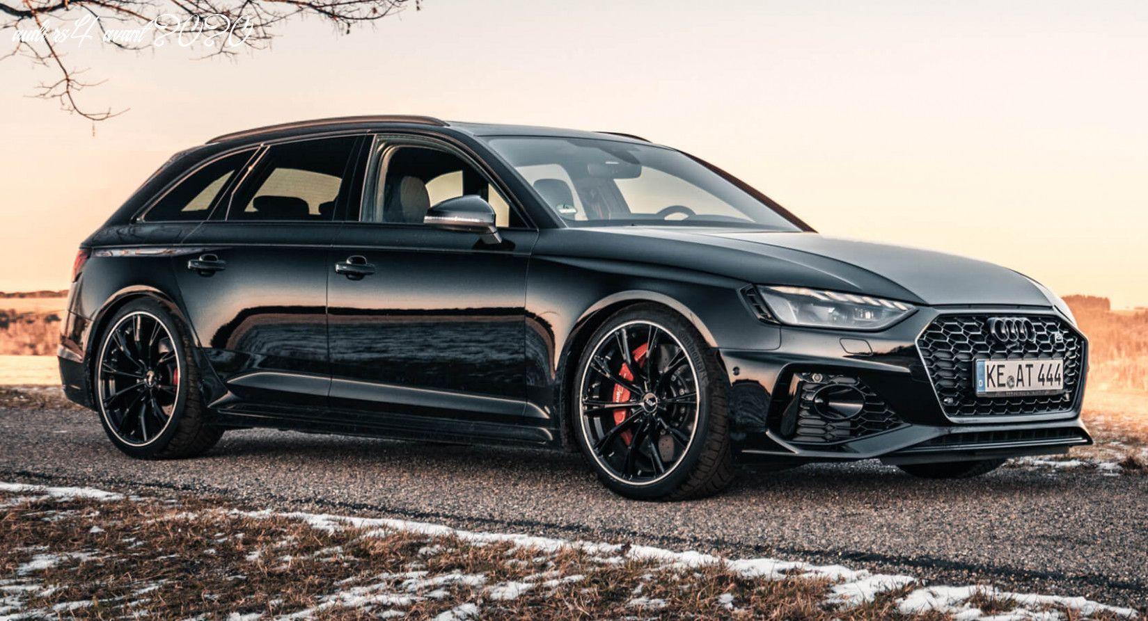 Audi Rs4 Avant 2020 V 2020 G Avtomobil