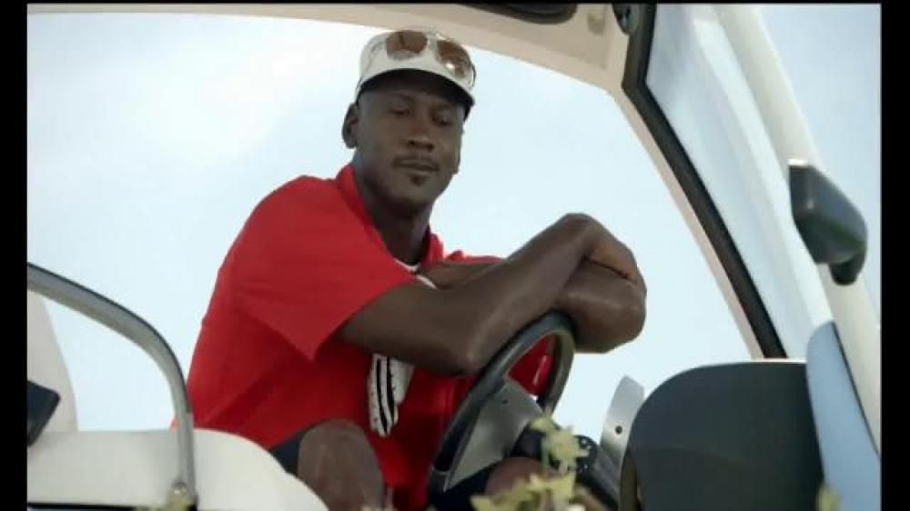 Broiled Sports: Hanes X-TEMP Commercial, 'Golf Test' Featuring Mic...