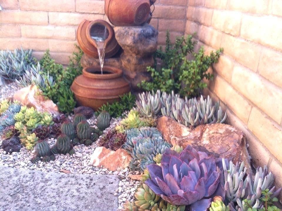 Succulent Landscape Design Ideas Blooms Succulent Landscape And