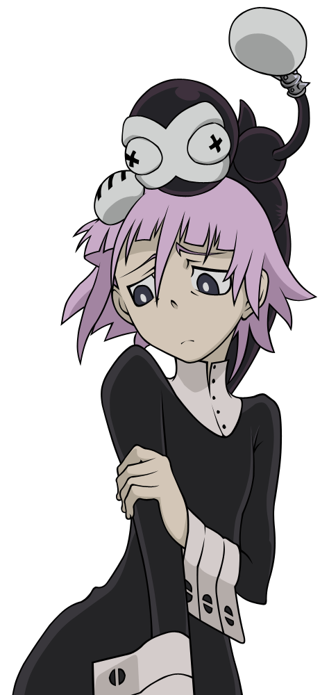 Crona soul eater I don't know how to deal with that