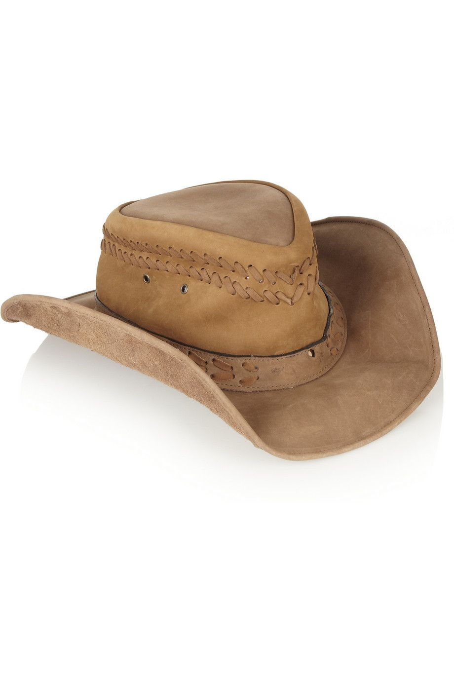 698f961190503 Planet Cowboy Six Shooter Nubuck Cowboy Hat