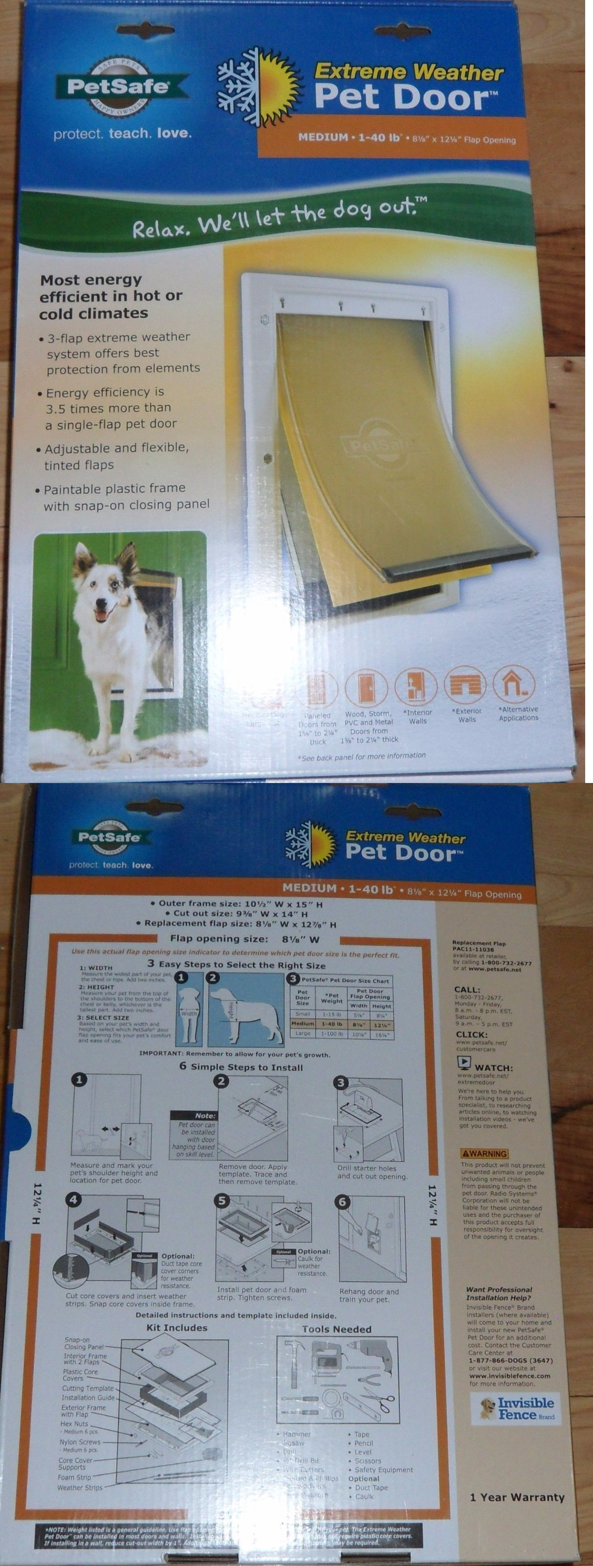 extreme rodent alternate ez doors station bait image b shipping klean p pet petsafe weather door free