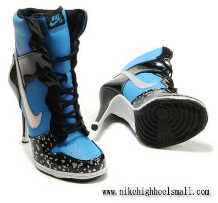 e114e765bdd5 dc heels - Google Search Nike High Heels