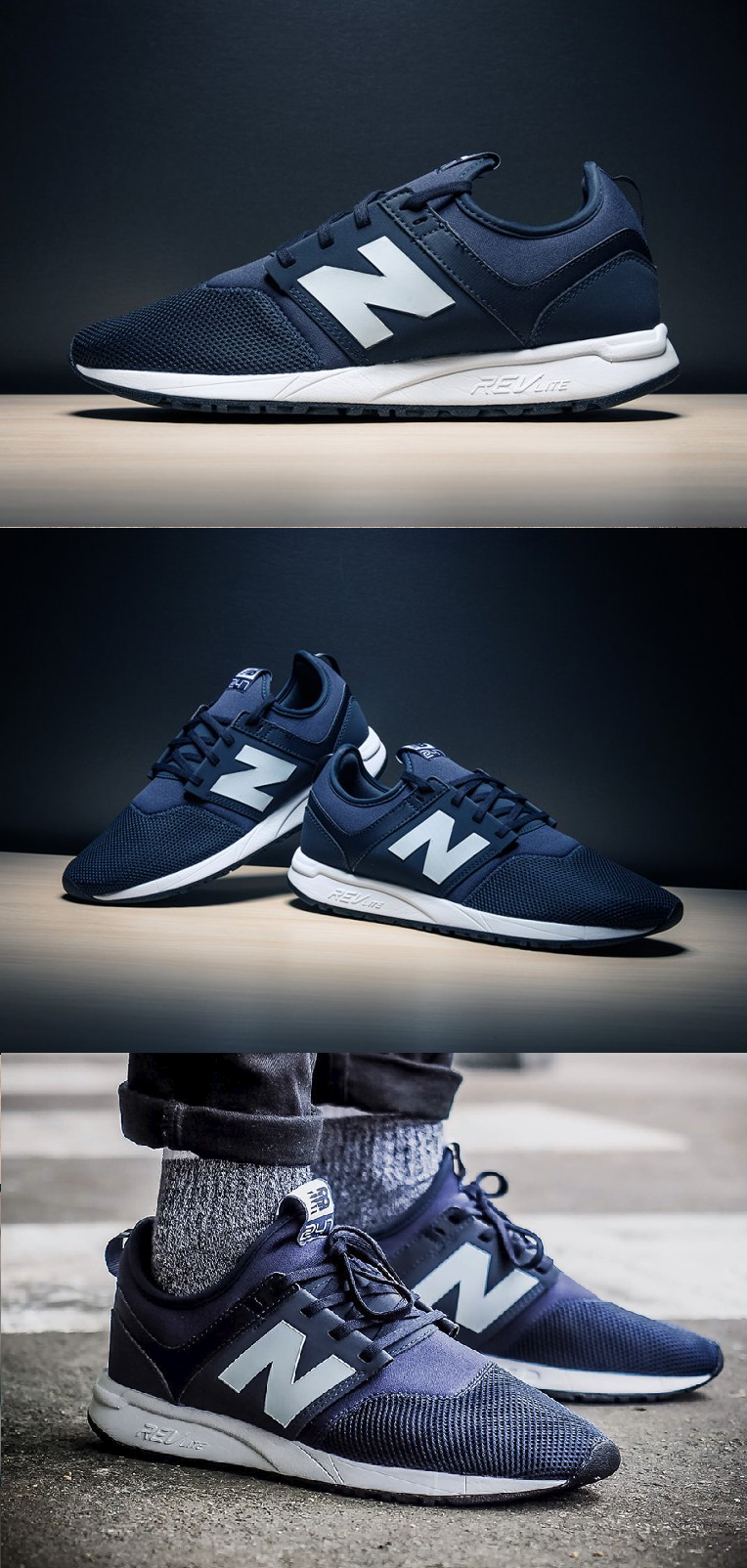 63e7c11c80 NewBalance 247 #Classic #Navy | Newbalance in 2019 | Shoes, New ...