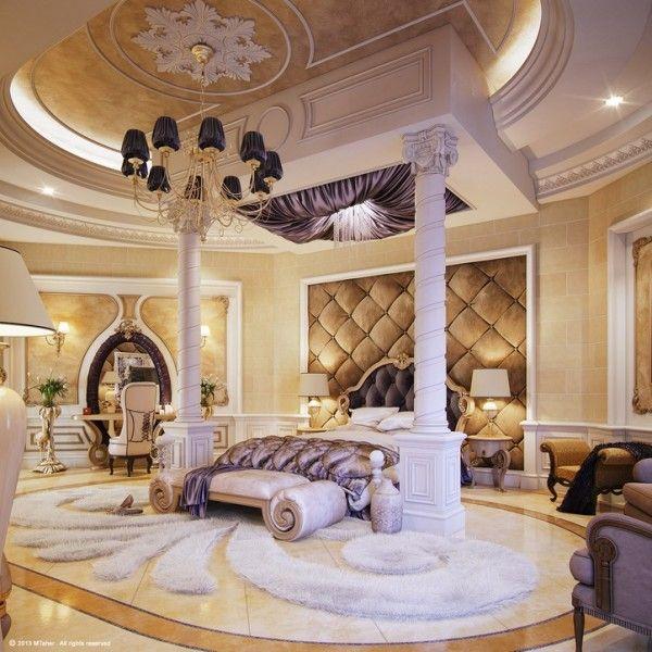 Luxury Master Suites regal interiors | this is what i call posh | pinterest | parents