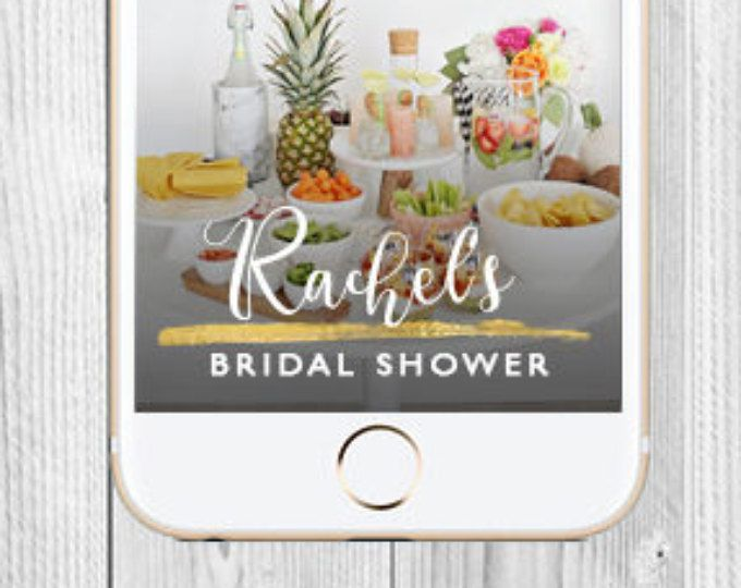 bridal shower geofilter custom bridal shower snapchat filter bridal shower snapchat filter bride