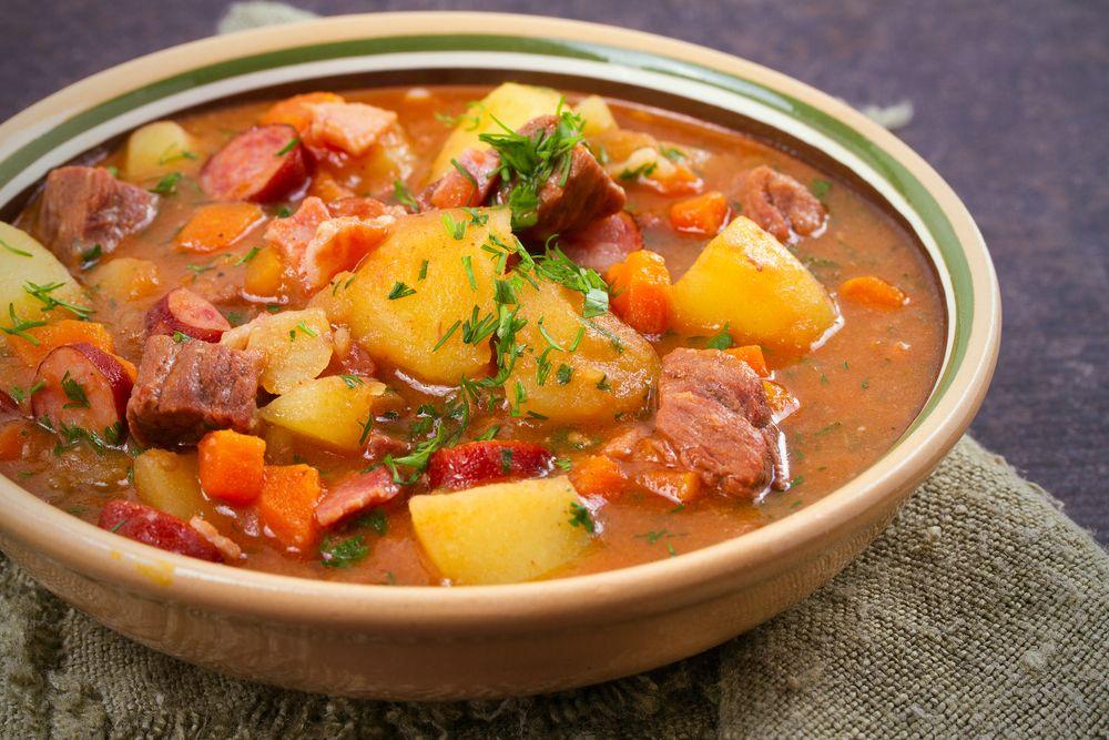 Photo of Instant Pot Spanish Pork Stew – Corrie Cooks