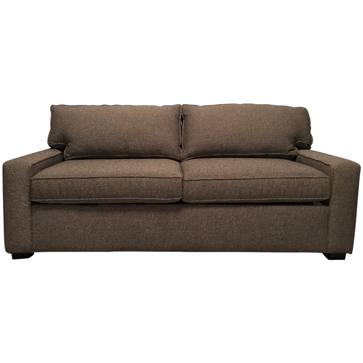 Alex Super Luxe Tweed Sleeper Sofa