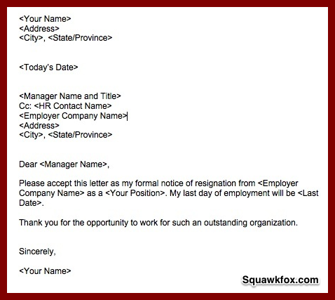 Resignation letter example squawkfox denjud123gmail resignation letter example squawkfox spiritdancerdesigns Image collections