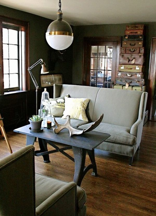 hot trend industrial décor  home home decor