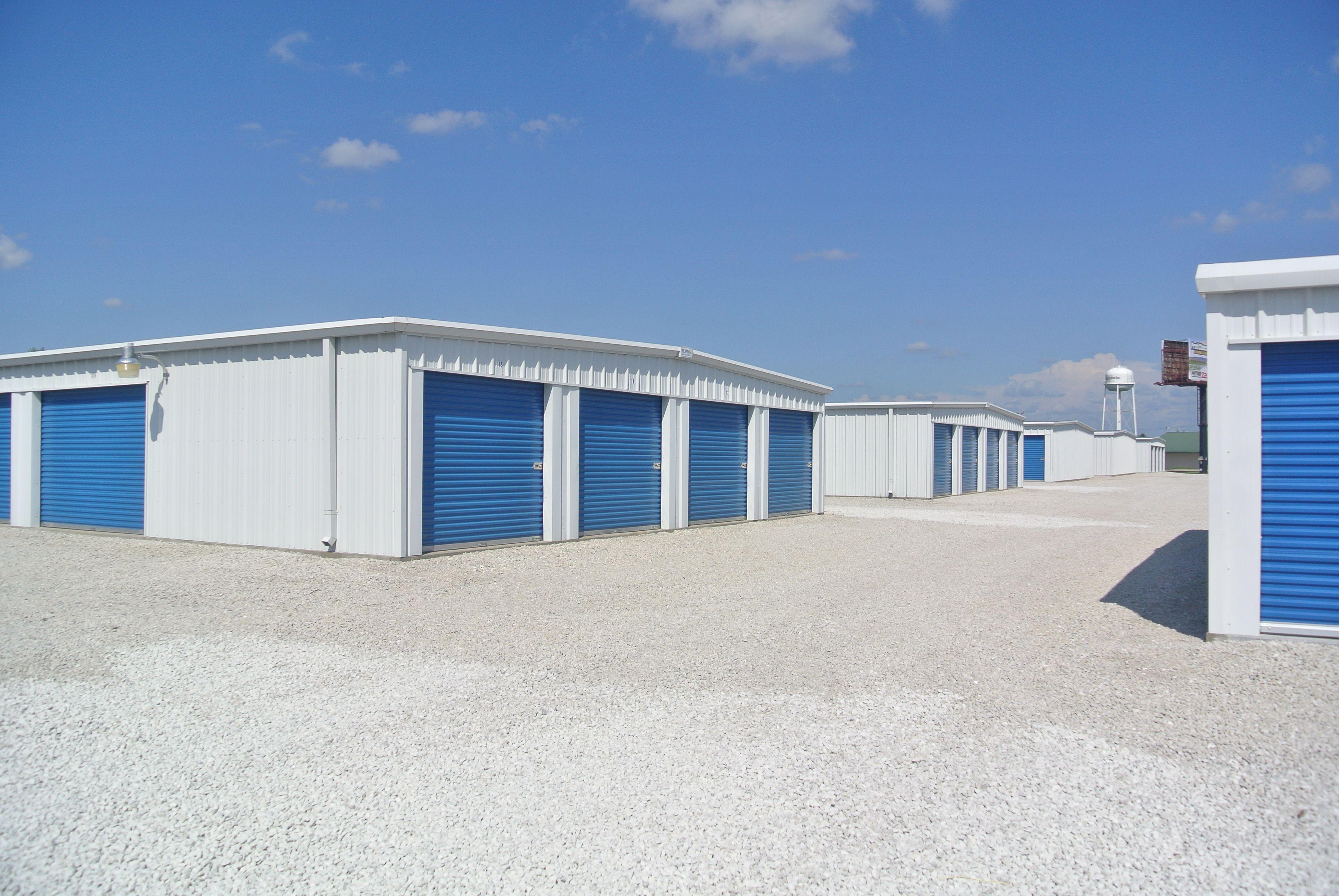 Steel SelfStorage Buildings and Prefab Mini Storage Units