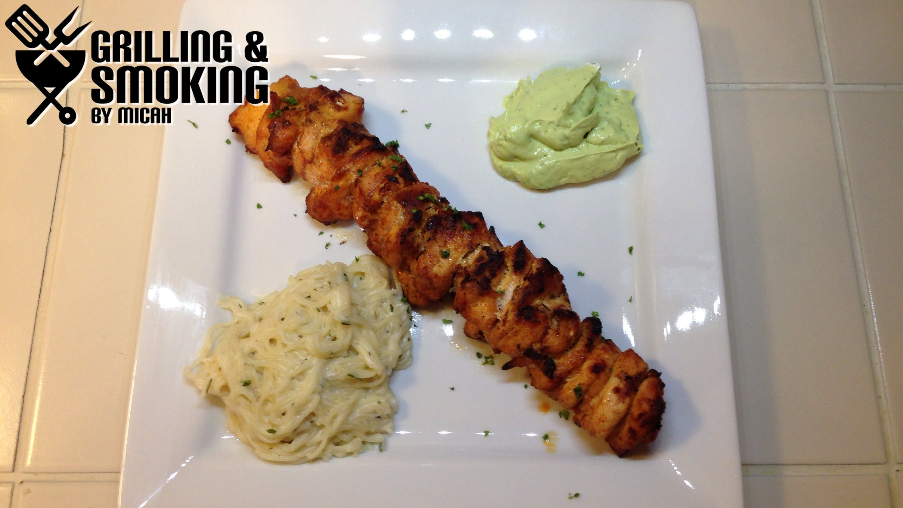 Chipotle Chicken Kabobs On The Weber Kettle Chipotle Chicken Kabobs Chicken Kabobs