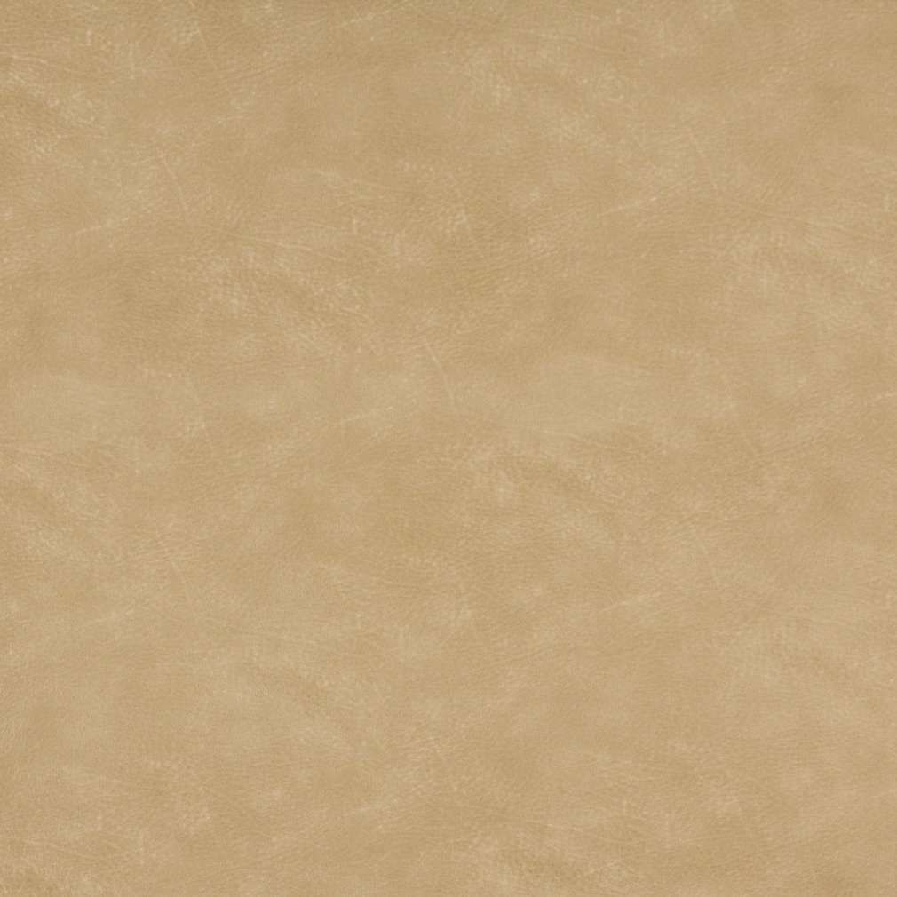 E433 Beige Solid Textured Microfiber Upholstery Fabric By The Yard