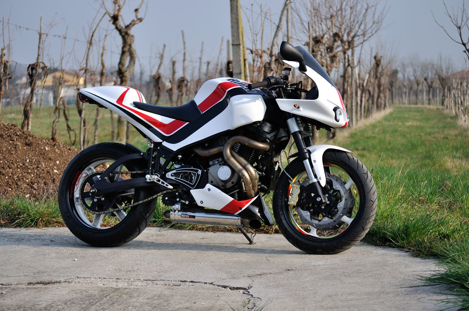 Buell XB by FreeSpirits | street bike | Buell motorcycles, American