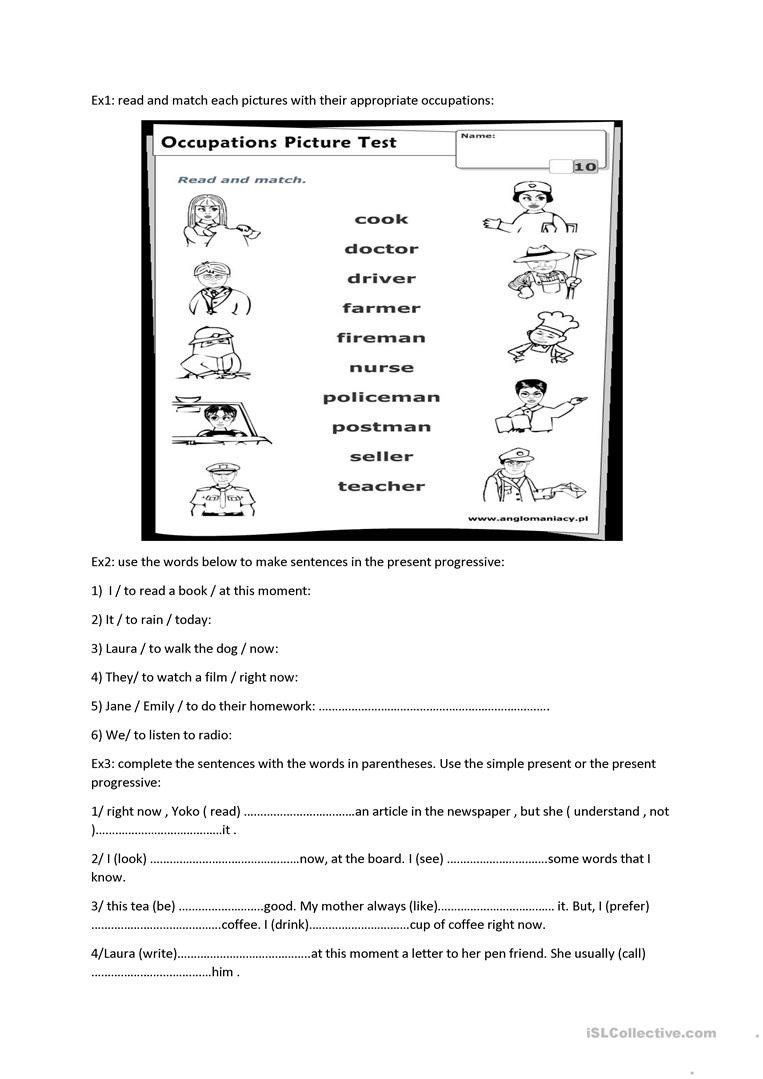 7th Grade Language Arts Worksheets for the 7th Grade