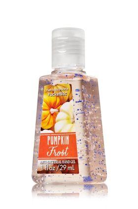 Pumpkin Frost Pocketbac Sanitizing Hand Gel Soap Sanitizer