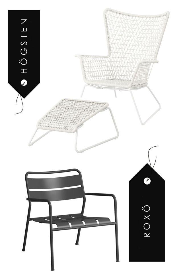 New Ikea outdoor furniture Outdoors Pinterest Ikea outdoor